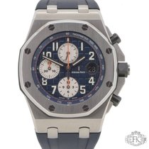 Audemars Piguet Royal Oak Offshore Chronograph | AP Navy Blue...
