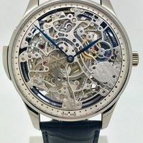 IWC Portugieser Minute Repeater Skeleton 18K White Gold Watch