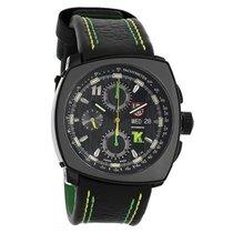 Luminox Limited Edition Tony Kanaan Black & Green Automatic...