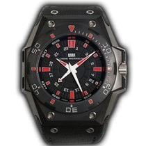 Linde Werdelin Hard Black III GMT