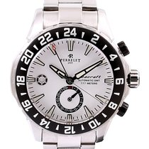 Perrelet Steel 42mm Automatic A1055 pre-owned
