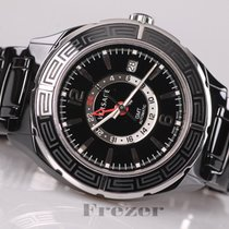 Versace 41mm Automatic pre-owned Black
