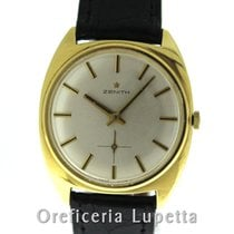 Zenith Stellina pre-owned 33mm Yellow gold