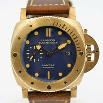 Panerai Bronze Blue 47mm new Special Editions