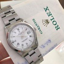 Rolex Oyster Perpetual Date usado 34mm Aço