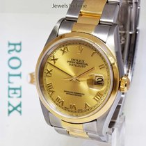 Rolex 16203 Steel Datejust (Submodel) 36mm