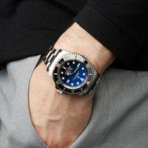 Rolex Sea-Dweller Deepsea Staal 44mm Blauw Nederland, Amsterdam