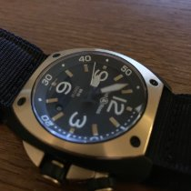Bell & Ross BR 02 Steel 44mm Black Arabic numerals United States of America, California, 92103