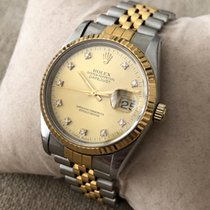 Rolex Datejust Acero y oro 36mm Oro