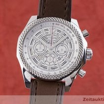 Breitling Bentley Barnato Acero 43mm Plata