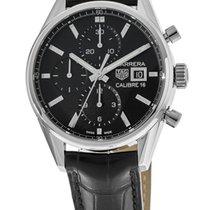 TAG Heuer Carrera Calibre 16 new Automatic Watch with original box CBK2110.FC6266