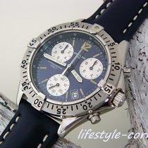 Breitling Colt Chronograph Stahl 38mm Blau Keine Ziffern Deutschland, Castrop-Rauxel