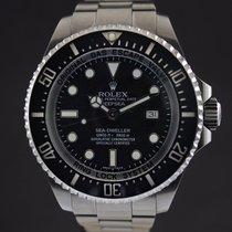 Rolex Sea-Dweller Deepsea Acero 44mm Negro Sin cifras España, Barcelona