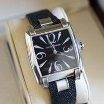 Ulysse Nardin Caprice Steel 34mm Black Arabic numerals