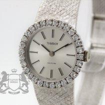 Tissot Damenuhr 23.7mm Handaufzug gebraucht Nur Uhr