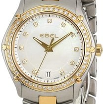 Ebel Sport Gold/Steel 27mm Mother of pearl United States of America, Virginia, ARLINGTON