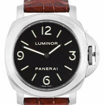 Panerai Luminor Base Titanium 44mm Black Arabic numerals