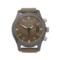 IWC Pilot Chronograph Top Gun Miramar Ceramic 46mm Grey