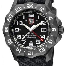 Luminox F-117 Nighthawk Steel 44mm Black