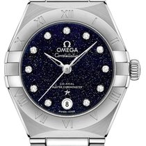 Omega Constellation new 2019 Automatic Watch with original box and original papers 131.10.29.20.53.001