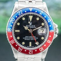 Rolex 1675 Steel GMT-Master 40mm pre-owned United States of America, Massachusetts, Boston
