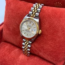 Rolex Lady-Datejust Or/Acier 26mm Argent France, Biarritz