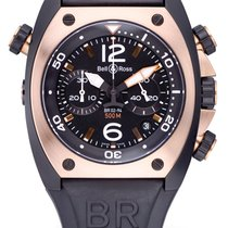 Bell & Ross BR 02 BR02-94 pre-owned