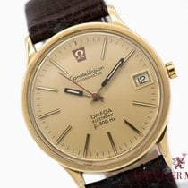 Omega Constellation Gelbgold 35mm
