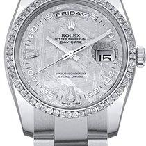 Rolex Day-Date Bílé zlato 36mm Česko, Praha