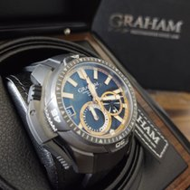 Graham Prodive Staal 45mm