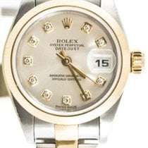 Rolex 79163 Gold/Steel 1995 Lady-Datejust 26mm pre-owned
