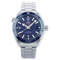 Omega Seamaster Planet Ocean Steel 43.5mm Blue Arabic numerals United States of America, Florida, Hollywood