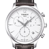 Tissot Tradition Steel 42mm Silver