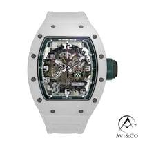Richard Mille RM 030 RM030 Unworn Ceramic 50mm Automatic