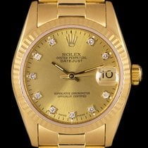 Rolex Datejust 68278 1987 pre-owned