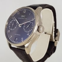 IWC Portuguese Automatic White gold 42.3mm Black Arabic numerals