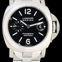Panerai Luminor Marina Automatic occasion 44mm Noir Date Titane