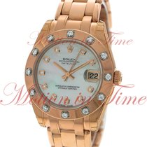 Rolex Lady-Datejust Pearlmaster 81315 md pre-owned