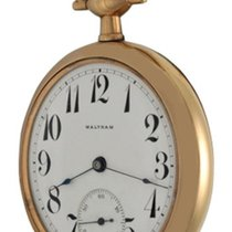 Waltham Yellow gold Manual winding 1899 pre-owned
