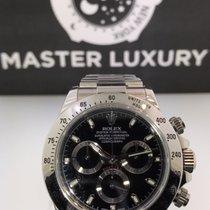 勞力士 (Rolex) 116520 Daytona Cosmograph Black Dial Stainless Steel