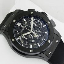 Hublot Classic Fusion Aerofusion Black Magic Skeleton 525.cm.0...