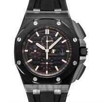 オーデマ・ピゲ (Audemars Piguet) Royal Oak Offshore Chronograph Black...