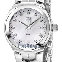 TAG Heuer Link Lady Steel 32mm Mother of pearl United States of America, New York, Airmont