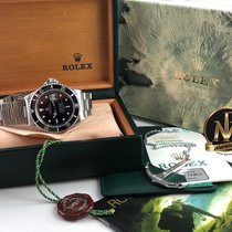 Rolex Submariner Date 16610 B&P with anchor