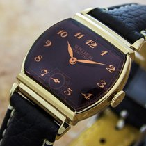 Gruen Unique Gruen Manual Gold Field Mens 1950s Swiss Made...