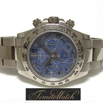 Rolex Daytona 116509 Very good White gold 40mm Automatic