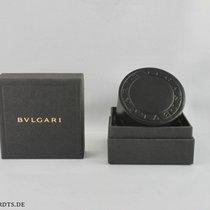 宝格丽 Ring Box  Schwarz Lang 8,5cm x Breit 8,5cm Hoch 5,5cm