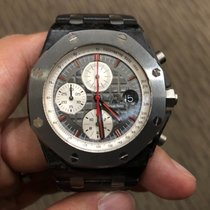 Audemars Piguet Royal Oak Offshore Chronograph Jarno Trulli...