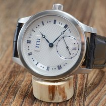 Unikatuhren Steel 44mm Automatic new