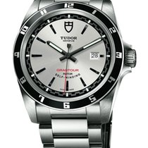 Tudor Grantour Date Steel 41mm Grey